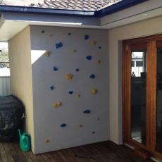 Geoffs display wall